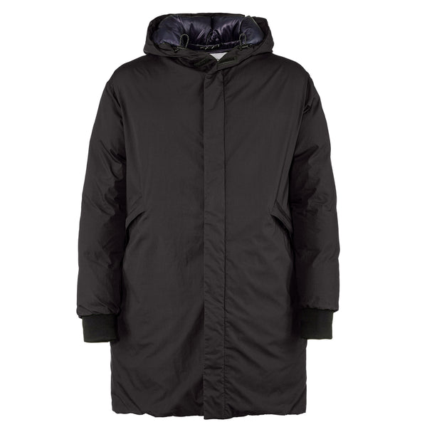 Battle Down Parka / Black Raven