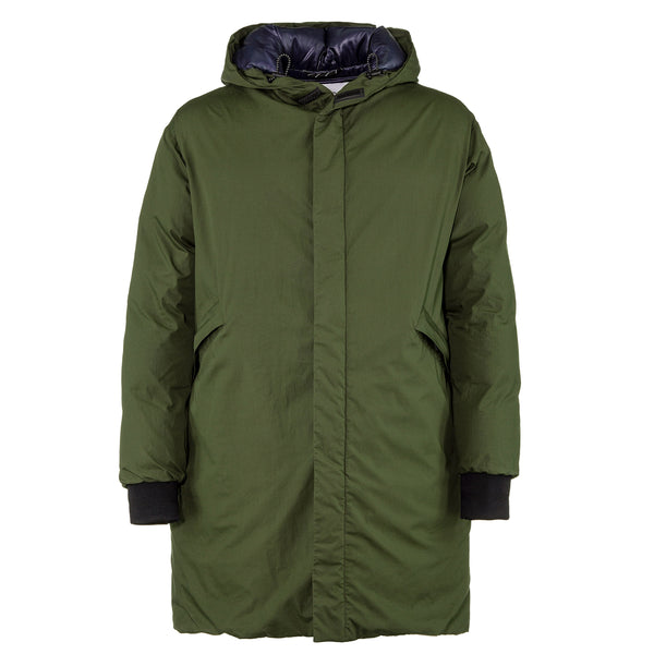 Battle Down Parka / Forest Green