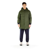 Battle Down Parka / Blue Navy