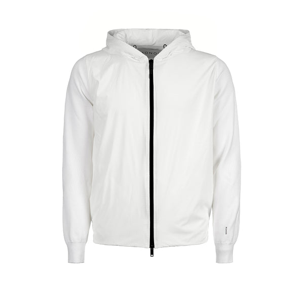 Coolmax H-Sweat Zip / White