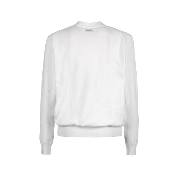 Coolmax Sweat / White