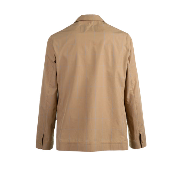 Cordura Travel Jacket / Sand Overcheck
