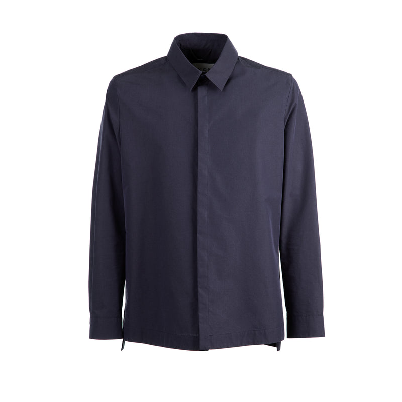 Cordura Travel Shirt / Navy