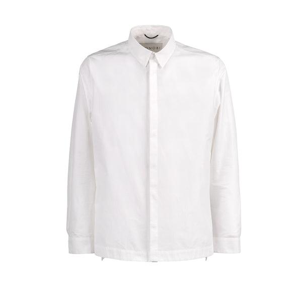 Cordura Travel Shirt / White