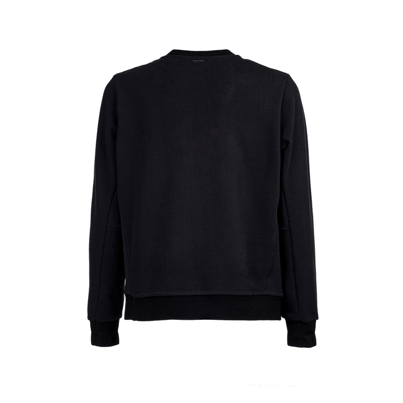 Crew Neck Sweater / Black
