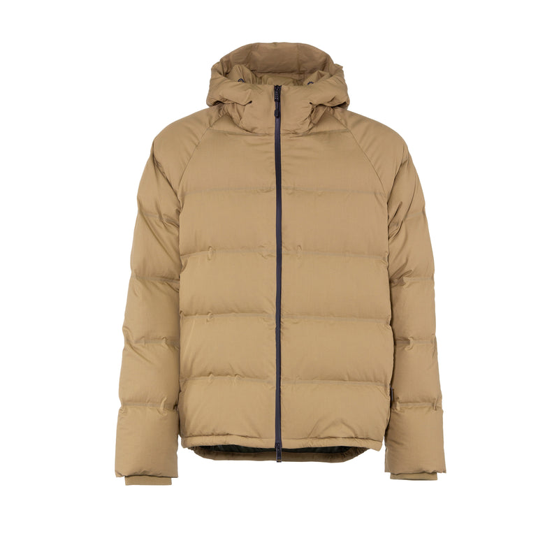 Defense Down Jacket / Sand
