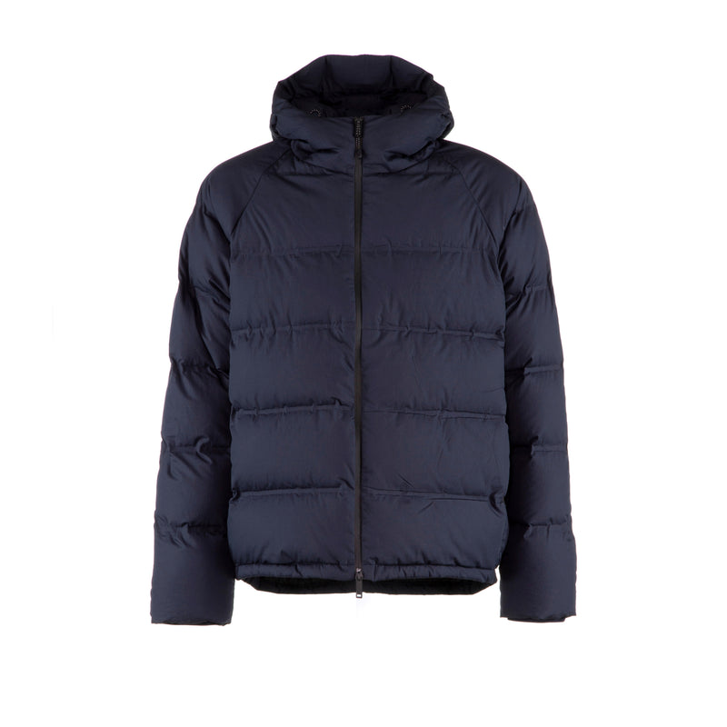 Defense Down Jacket / Blue Navy