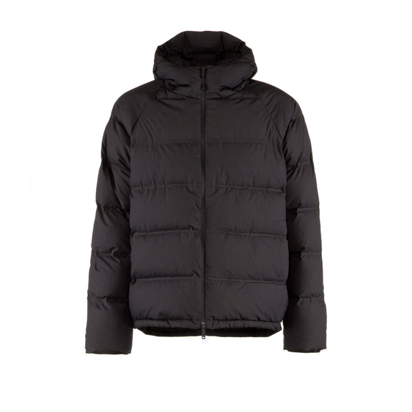 Defense Down Jacket / Black Raven