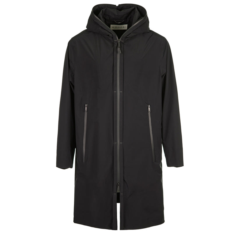 Emei Raincoat / Black Raven