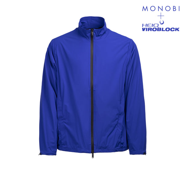 Journey Windbreaker Jacket / Ibiza Blue