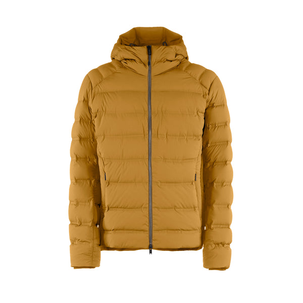 Light Defense Down Jacket Moustard Yellow