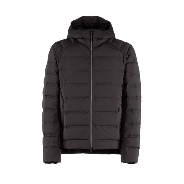 Light Defense Down Jacket Black Raven
