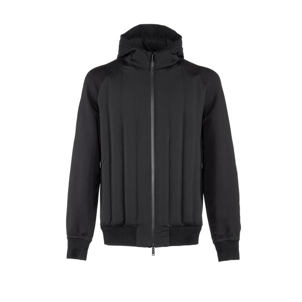 Nimbo Down Jacket / Black Raven
