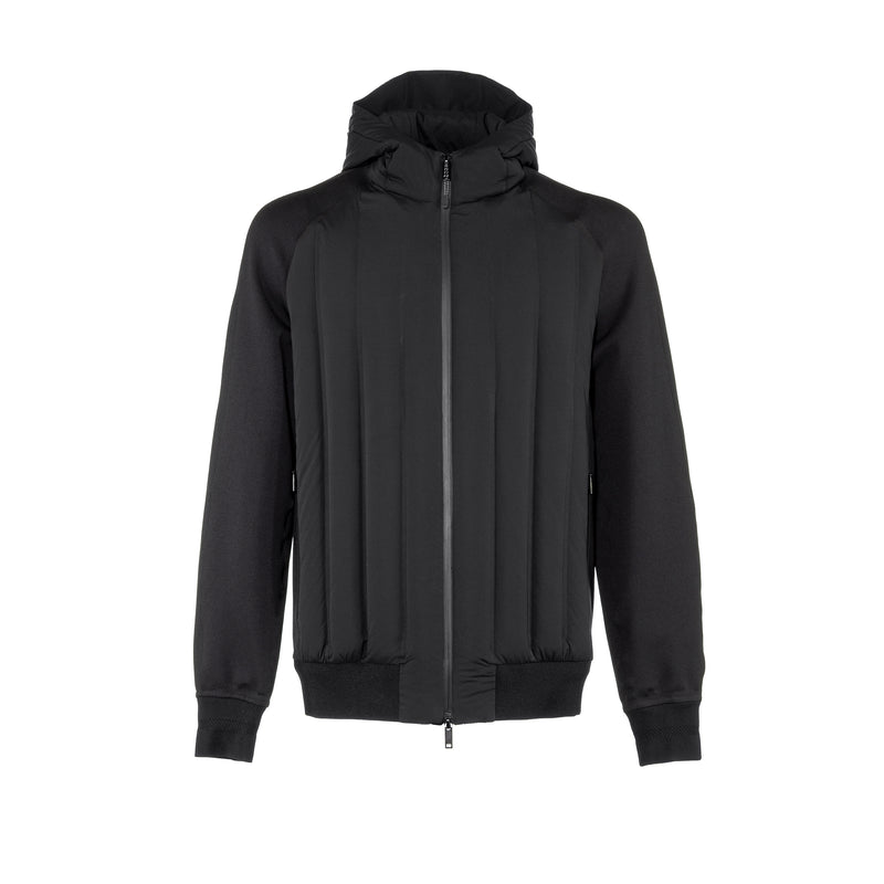 Nimbo Down Jacket Black Raven