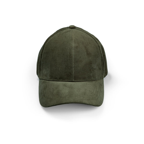 Perfo Cap Forest Green