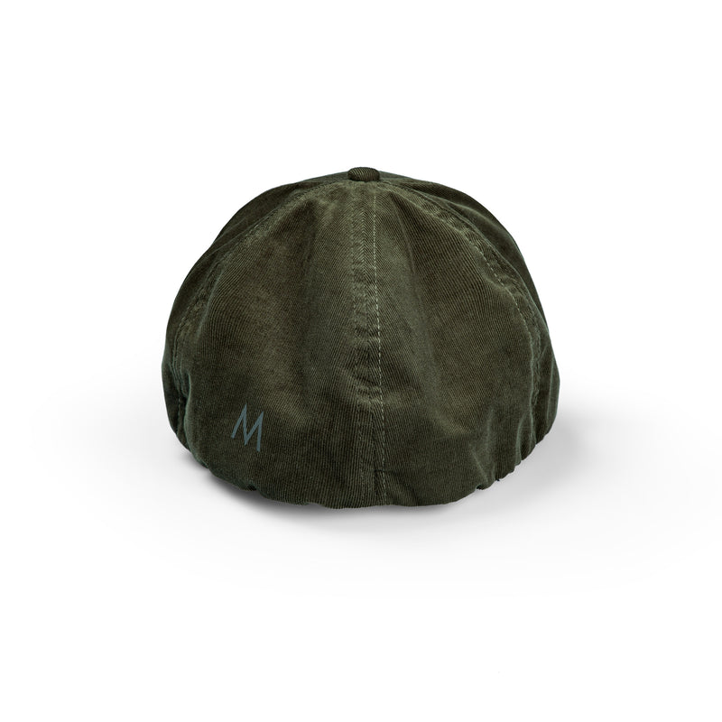 Perfo Cap / Forest Green