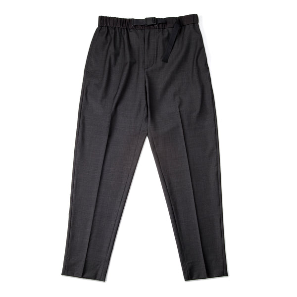 Techwool Hybridpant / Dark Grey Mel