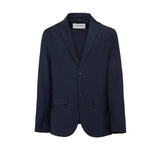Techwool Travel Jacket / Blue Navy