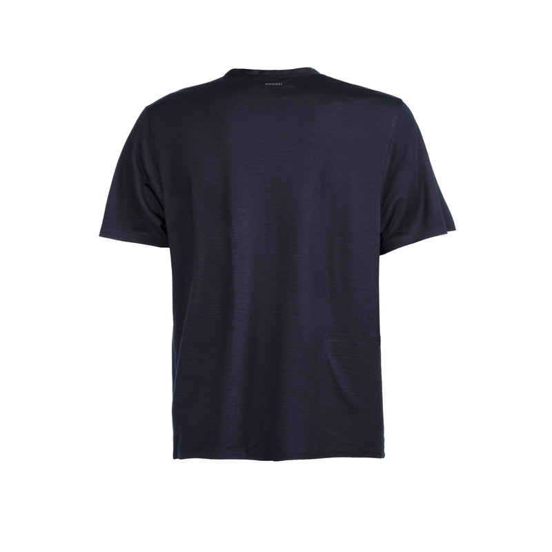 Icewool Tee Bonded SS / Blue Navy