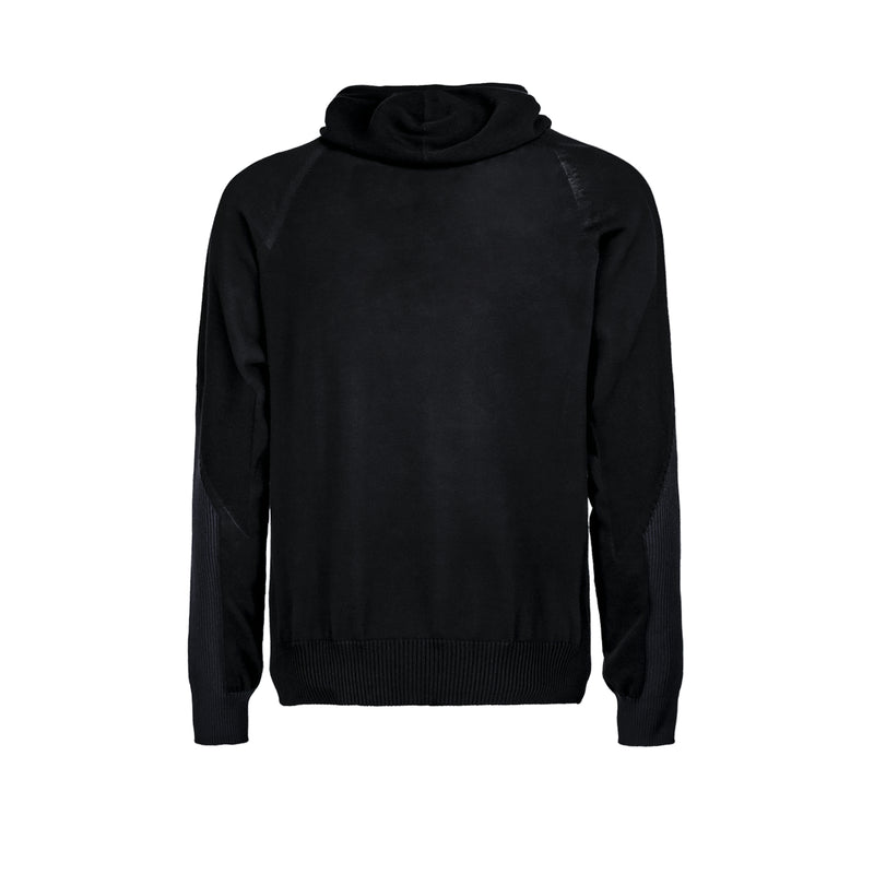 MONOBI + VIROBLOCK / Wholegarment 15 H-Sweat Black