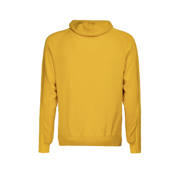 Wholegarment 15 H-Sweat / Yellow