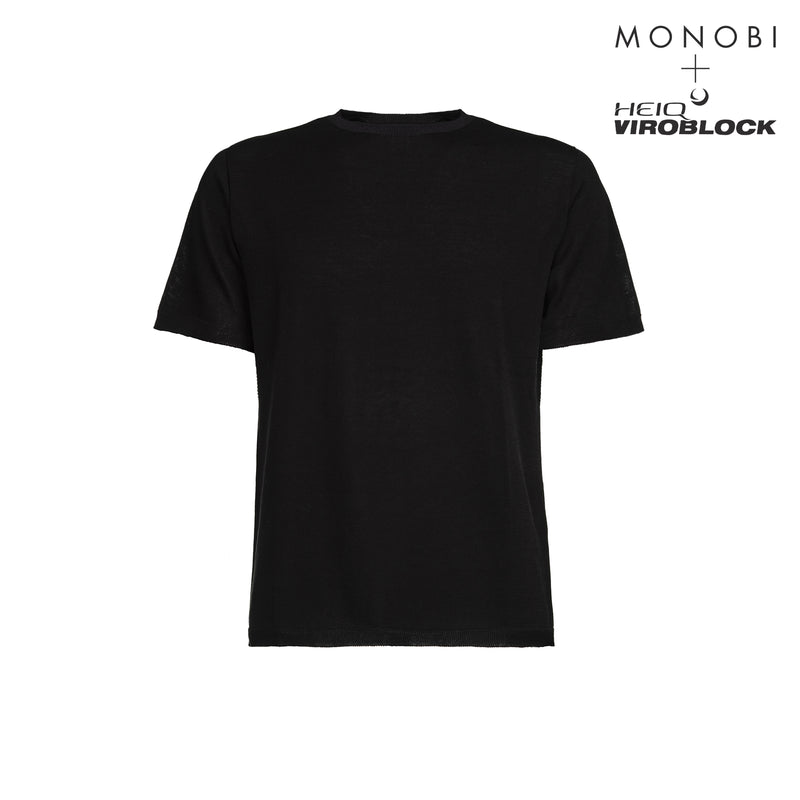 Wholegarment 18 T-S / Black
