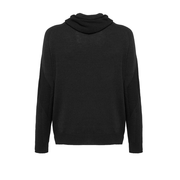 Wholegarment 15 H-Sweat / Black Raven