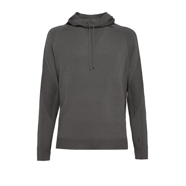 Wholegarment 15 H-Sweat / Dark Grey