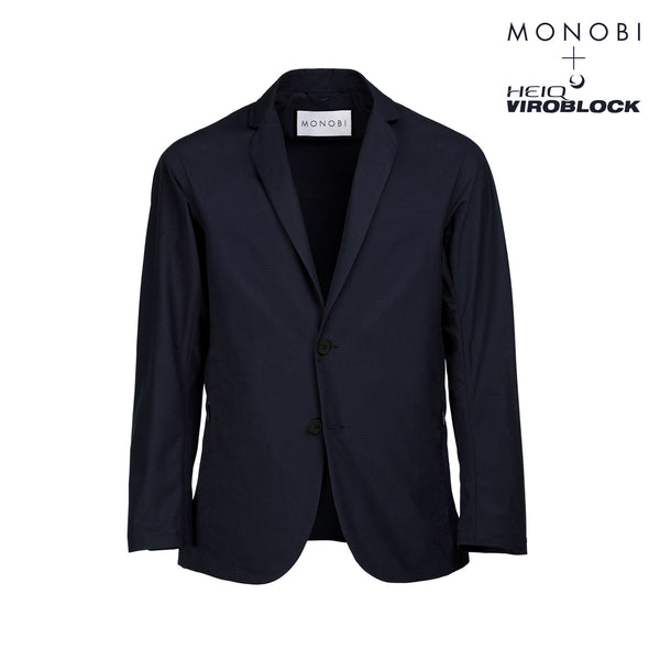 MONOBI + VIROBLOCK / WR Light Easyblazer Night Blue