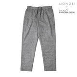 MONOBI + VIROBLOCK / WR Light Pant Sharkskin