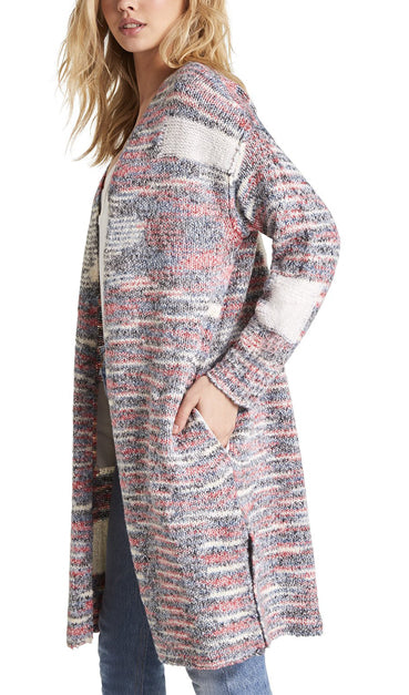 AMOUR LANE SWEATER COAT