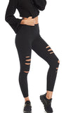 LASER ANKLE LEGGING