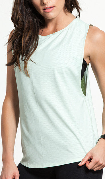 MESH ACE MUSCLE TANK