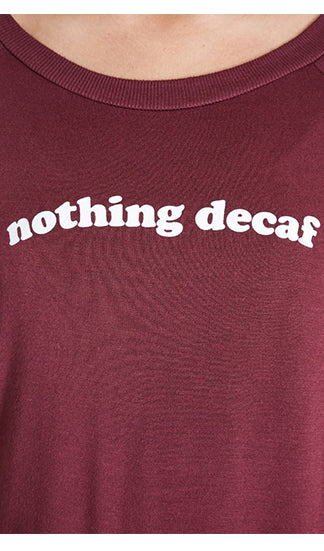 NOTHING DECAF - THE CHELSEA