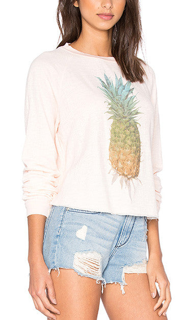 RAINBOW PINEAPPLE TEE