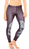 CRYSTAL SKULL PERFORMANCE LEGGING