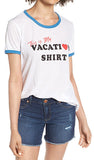 VACATION JOHNNY RINGER TEE