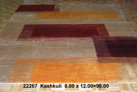 Kashkuli Persian Hand-knotted Carpet