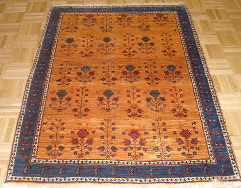 Gabbeh Persian Handknotted Wool Rug