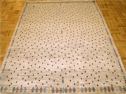 Persian Gabbeh Handknotted Rug