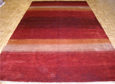 Persian Gabbeh Handknotted Wool Carpet