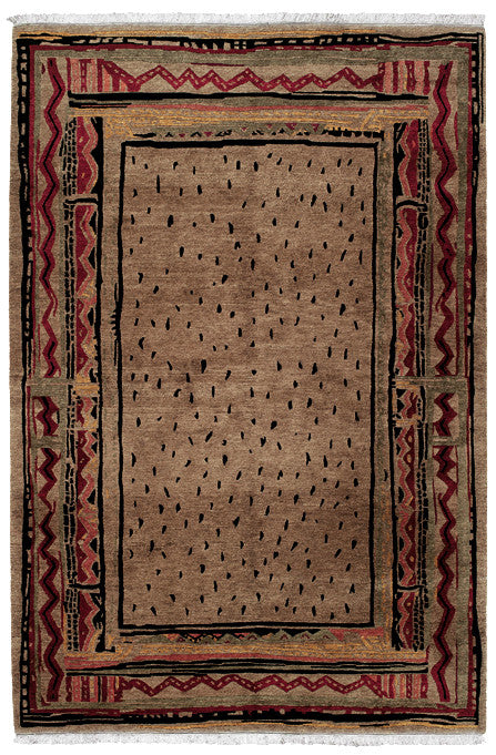 Tibetan Wool Area Rug Angola Mocha A Rug For All Reasons