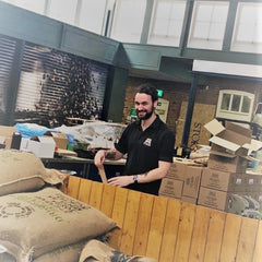 Brewing Secrets from a Stokes Master Coffee Roaster