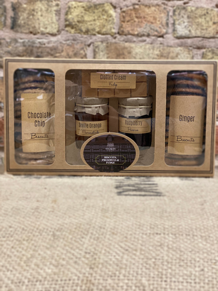 Fudge, Jam & Preserve gift set
