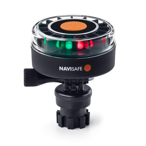 Navilight Tricolor 2NM w/Navimount base 340R