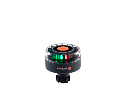 Navilight Tricolor 2NM w/Navibolt base 342R