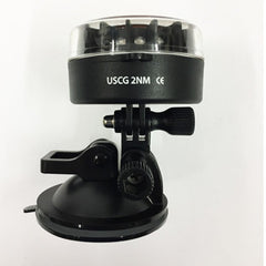 Navisafe White 360 + Go Pro Suction Mount
