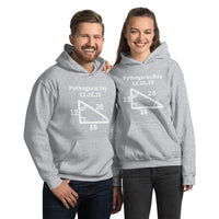 Pythagoras Day Hoodie - Minute Math