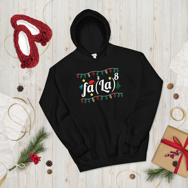 fa(La)^8 Christmas Math Hoodie - Minute Math