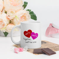 Together we'll be one mug - Minute Math